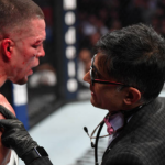 Nate Díaz y sus primeras declaraciones tras perder en UFC 244