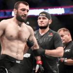 UFC Moscú: David Zawada arruina el debut del primo de Khabib Nurmagomedov