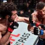 Zabit Magomedsharipov gana en UFC Moscú y pide oportunidad al título