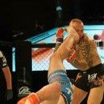 Ex peleador de UFC recibió el KO más impactante del fin de semana