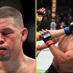 Nate Díaz y Kelvin Gastelum son los grandes perjudicados en los ranking de UFC