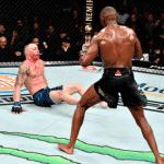 Kamaru Usman noquea a Colby Covington y sigue como campeón tras UFC 245