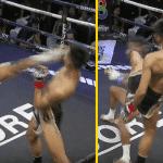 Muay Hardcore: El nuevo deporte que debutó con un impresionante KO