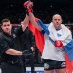 Ex Campeón de WWE se ofrece para retirar a Fedor Emelianenko
