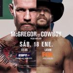 UFC 246: El retorno de Conor McGregor ante el peleador más ganador en la historia de UFC