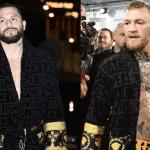 Conor McGregor se ríe del intento de Jorge Masvidal de llamar su atención en UFC 246