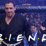 El día que UFC apareció en Friends