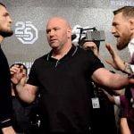 """Dana White, presidente de UFC: """"Khabib vs McGregor es la pelea que debemos hacer"""""""
