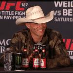 Budweiser presenta latas especiales en apoyo de Donald Cerrone antes de UFC 246