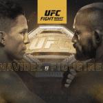 Este sábado UFC tendrá un nuevo campeón: Revisa el horario y la cartelera
