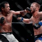 Michel Prazeres es suspendido de UFC tras dar doping positivo