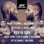 Horario: Este fin de semana celebra el amor a las MMA con UFC en Nuevo México