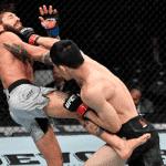 Guido Cannetti sufrió tremendo KO en UFC 248