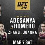 Horario: UFC 248 tendrá dos peleas de campeonato este fin de semana