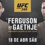 Es Oficial: UFC 249 tendrá a Ferguson vs Gaethje por el título interino este 18 de abril