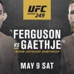 Cartelera y Horario: UFC 249 es oficial