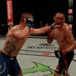Justin Gaethje le da una paliza a Tony Ferguson y se corona campeón de UFC