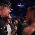 The Undertaker dijo sentirse avergonzado por encarar a Brock Lesnar en UFC