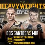 En vivo: UFC 146, el evento de los pesos pesados