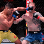 Video: Herbert Burns, hermano de Gilbert, consiguió veloz triunfo en UFC 250