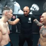 Famoso por el tamaño de su bíceps decidió pelear en MMA… y sufrió