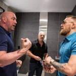 Dana White se refiere a las acusaciones en contra de Conor McGregor