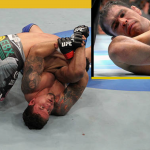 Frank Mir quedó devastado cuando le fracturó el brazo a Minotauro Nogueira