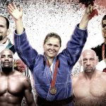 10 atletas de UFC que triunfaron en los Juegos Olímpicos
