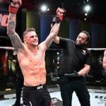 UFC Salarios: Dustin Poirier se llevó casi medio millón de dólares