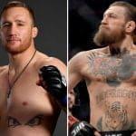 """Justin Gaethje: """"Conor McGregor regresará para pelear conmigo por el título"""""""