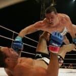 Dana White confirma trilogía de Mauricio Rua contra Antonio Rogerio Nogueira