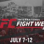 "La Maldición del ""UFC International Fight Week"""