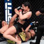 Suspensiones médicas de UFC: Luana Carolina podría estar fuera un largo tiempo