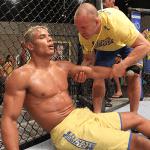 """La única derrota en las MMA de Paulo """"Borrachinha"""" Costa"""