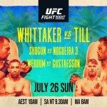 UFC se despide de la Isla con super cartelera