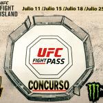 Concurso: Monster y MMA Team te regalan UFC Fight Pass