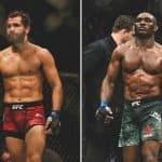 Usman y Masvidal logran acuerdo y están a una firma de protagonizar UFC 251
