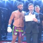 Kickboxing: Le dijeron que ganó la pelea y 10 mil dólares y después le avisaron que se equivocaron