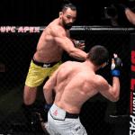 Highlights: Michel Pereira ganó 50 mil dólares por una de las mejores presentaciones del año en UFC
