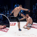 Video: Monstruosa descalificación en torneo de MMA