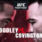Horario: UFC Vegas 11 nos presenta imperdible cartelera