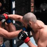 La nueva superestrella de UFC: Khamzat Chimaev logró KO a los 17 segundos