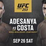 UFC 253: Horario de todas las peleas del evento más esperado del año