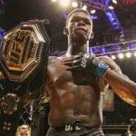 Campeón de UFC Israel Adesanya: 'quiero pelear de nuevo este año'