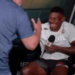 """El emotivo momento de Joaquin Buckley tras lograr el KO del año: """"Dale todos los bonus"""""""