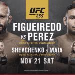 Horario: Este sábado UFC 255 expondrá dos títulos