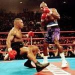 Evander Holyfield llama a Mike Tyson: 'Firma el contrato y súbete al ring'
