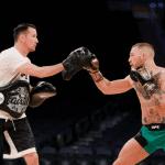"""Entrenador de Conor McGregor predice: """"Va a ser peor para Dustin Poirier si se extiende el combate"""""""