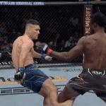 Finalmente Chris Weidman mostró como le quedó su pierna tras UFC 261
