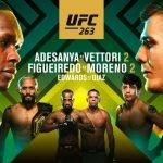 Horario de UFC 263: Uno de los eventos más esperados del año